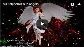 Su Kalėdomis nuo angelo