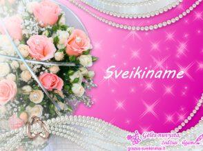 Gėlės jauniesiems