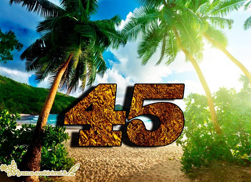 45-jubiliejus