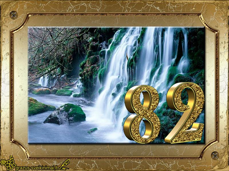 82-gimtadienis
