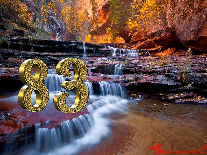 83-gimtadienis