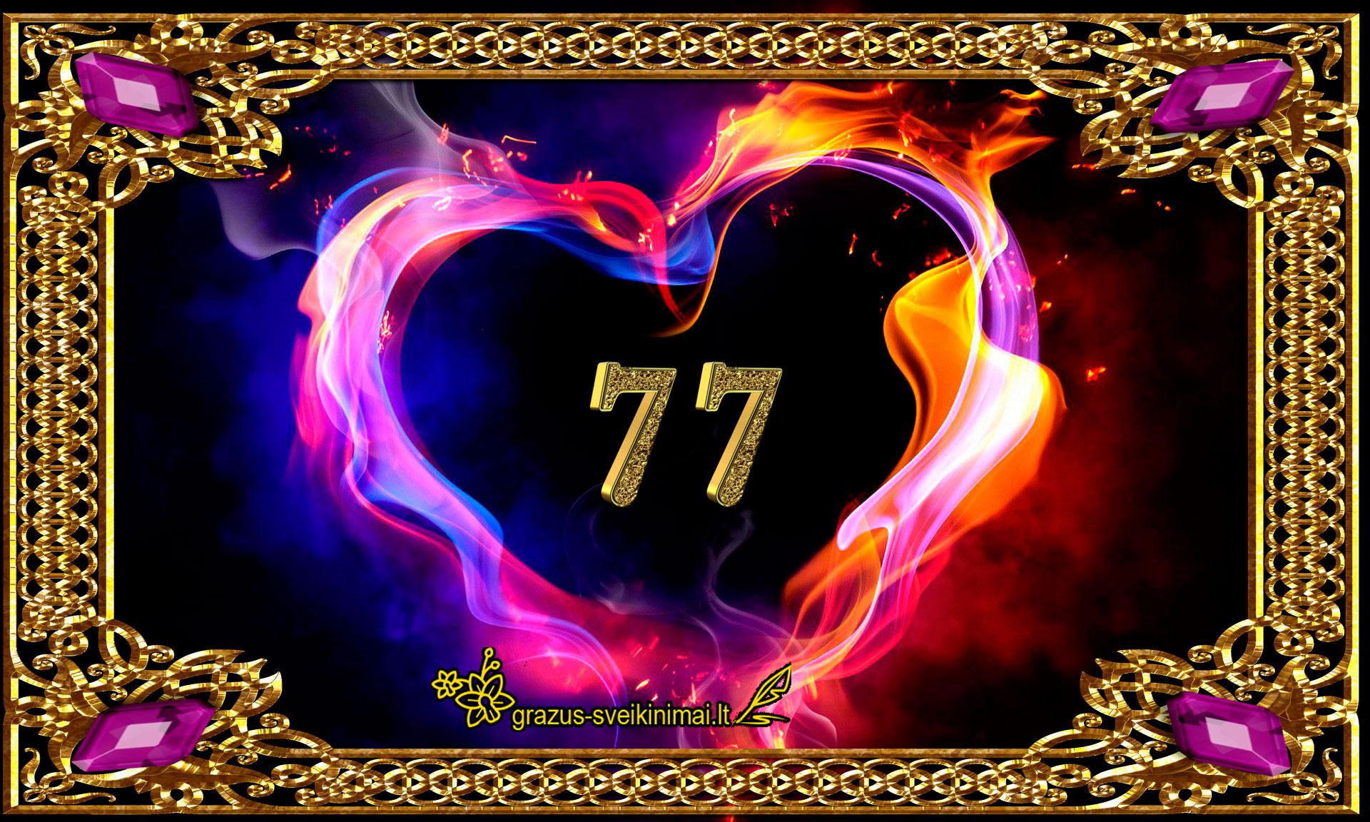 su-77-gimtadieniu