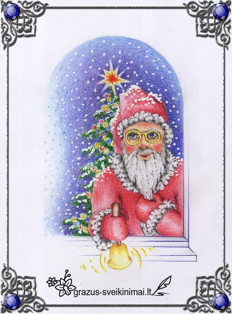 Auksinis Kalėdų varpelis