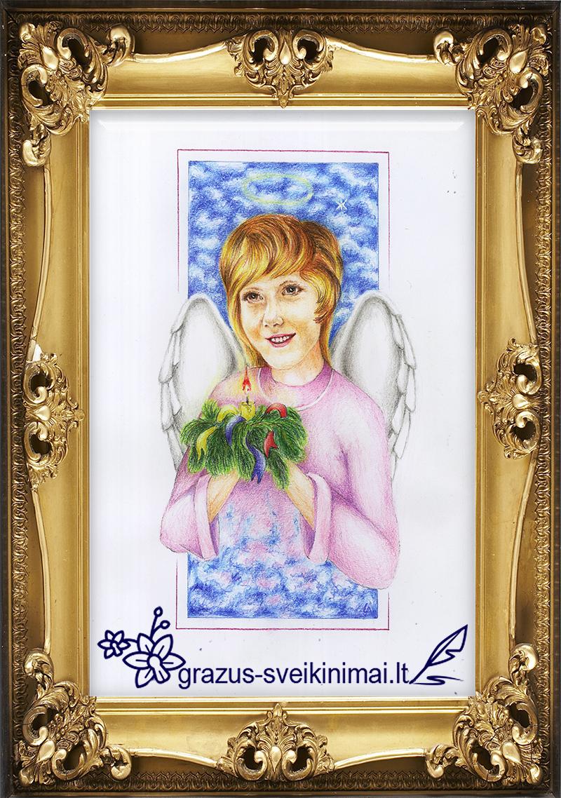 Kūčių angelas