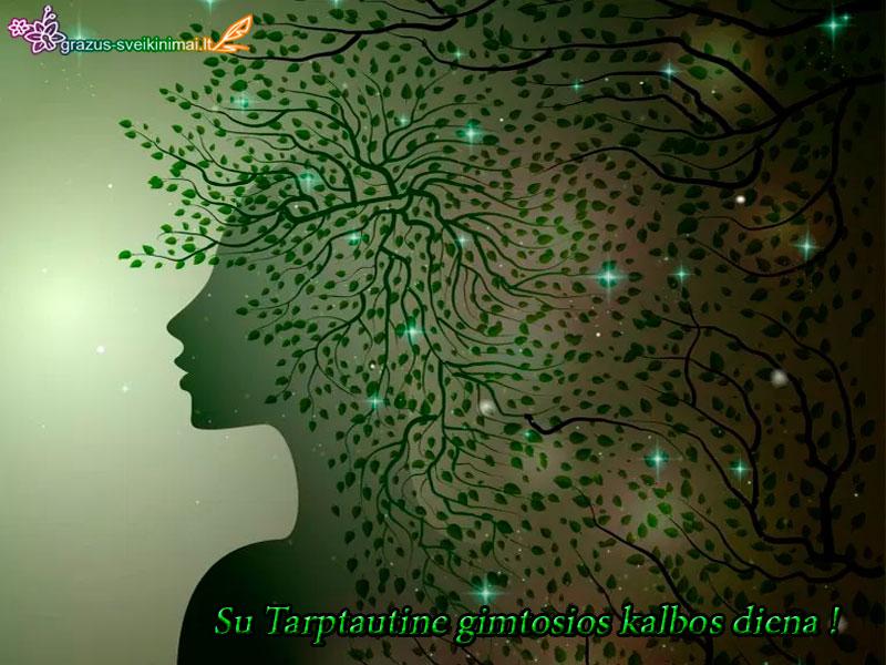 Tarptautinė gimtosios kalbos diena
