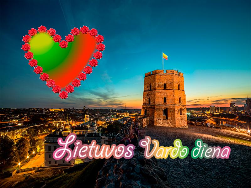 Paminėkime Lietuvos vardo dieną