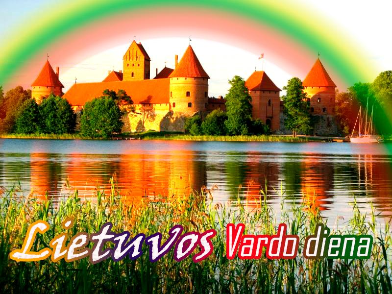 Lietuvos vardo dienai paminėti