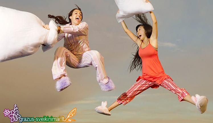 Tarptautinė pagalvių mūšio diena