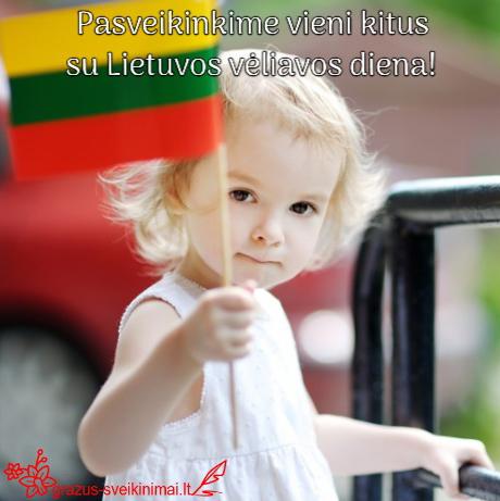 Lietuvos vėliavos diena