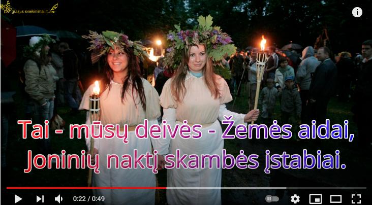Joninių-video