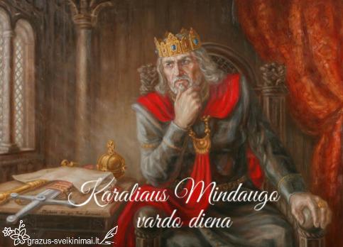 Karaliaus Mindaugo vardo diena